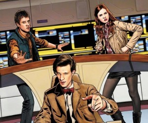 Doctor Who/Star Trek: The Next Generation - Assimilation 2 #1 comic
