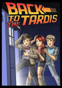 Doctor Who: Back to the Tardis by Bobbykamikaze on DeviantArt