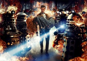 Asylum of the Daleks: First Promo Pic