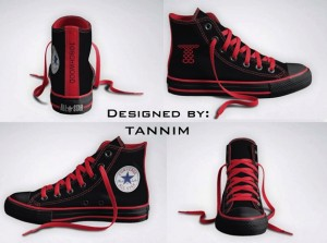Torchwood Converse