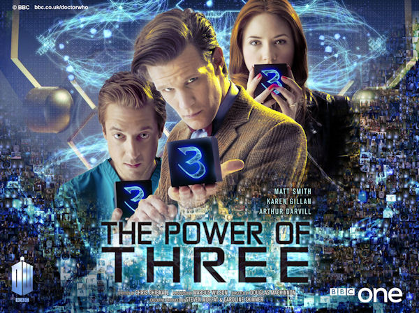 Series 7, episode 4: The Power of Three