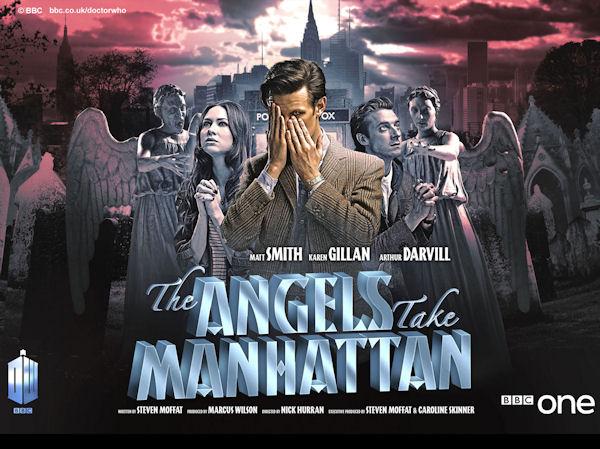 Series 7, episode 5: The Angels Take Manhattan