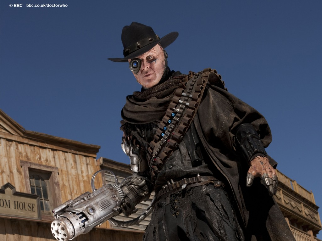 Doctor Who A town called Mercy: the Gunslinger