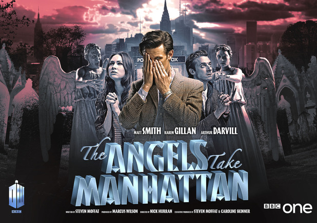Doctor Who: Angels take Manhattan, BBC One