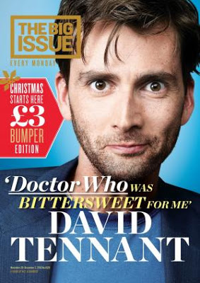 David Tennant, the big issue no 1028