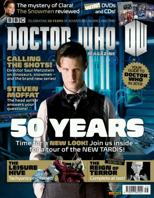 Doctor Who Magazine issue 456