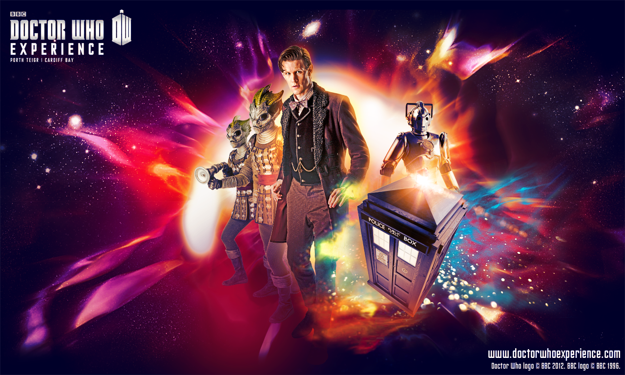 Wallpaper Doctor Who At Bbc