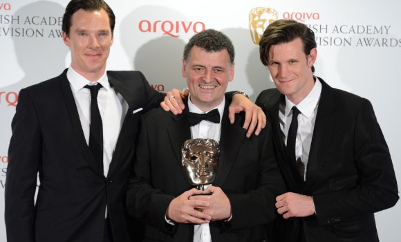 Steven Moffat: Id rather be the Doctor than Sherlock