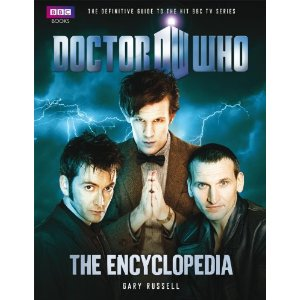 Doctor Who encyclopedia by Gary Russel
