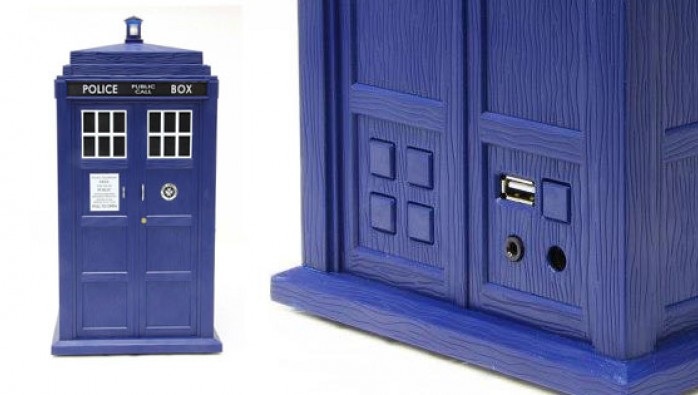 Doctor Who Tardis speaker