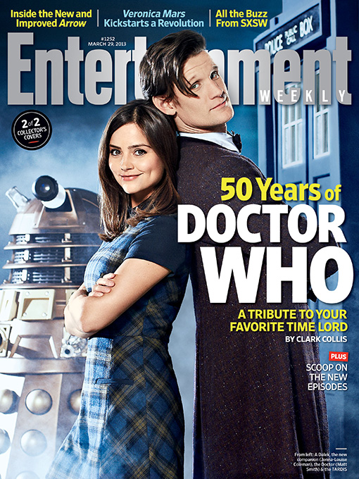 Cover Entertainment Weekly 1252 Clara