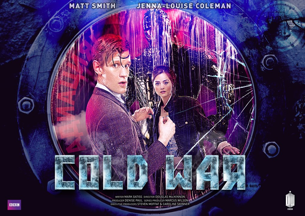 Series 7 Episode 8 - Cold War