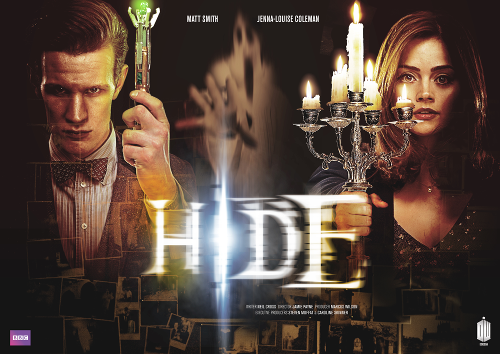 Series 7 Episode 9 - Hide