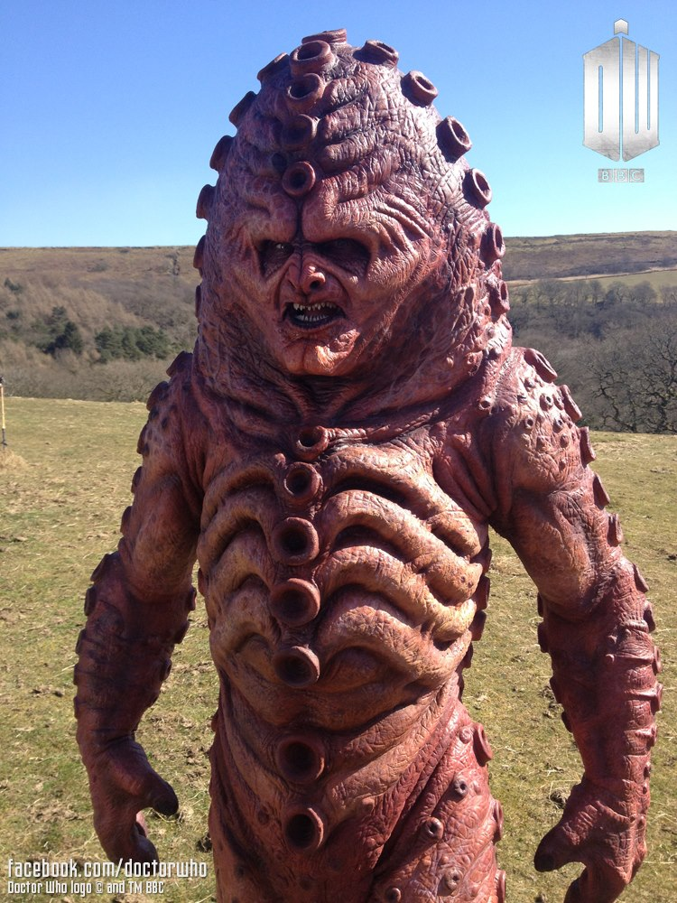 the Zygons return for Doctor Who 50th anniversary special
