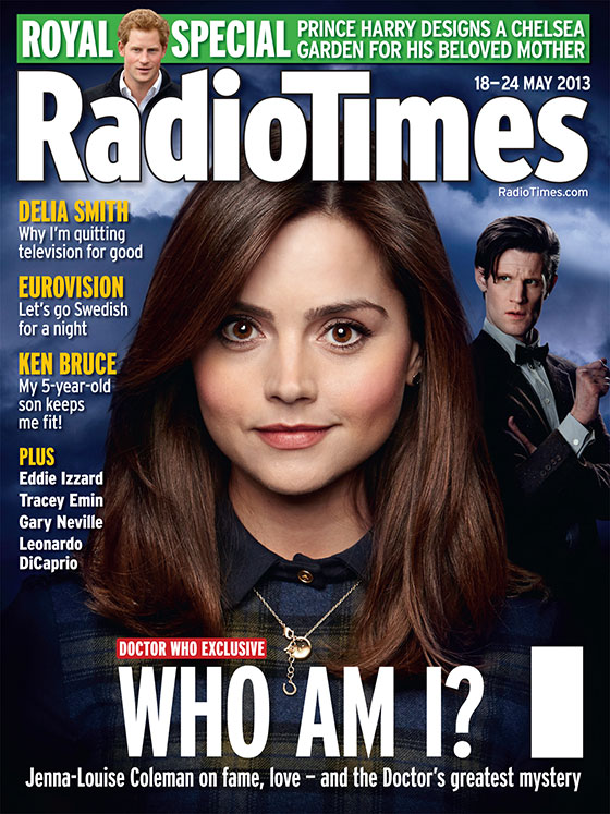 Doctor Who Clara Oswald: who am I? Radio Times issue