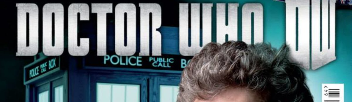 Doctor Who Magazine DWM issue 464