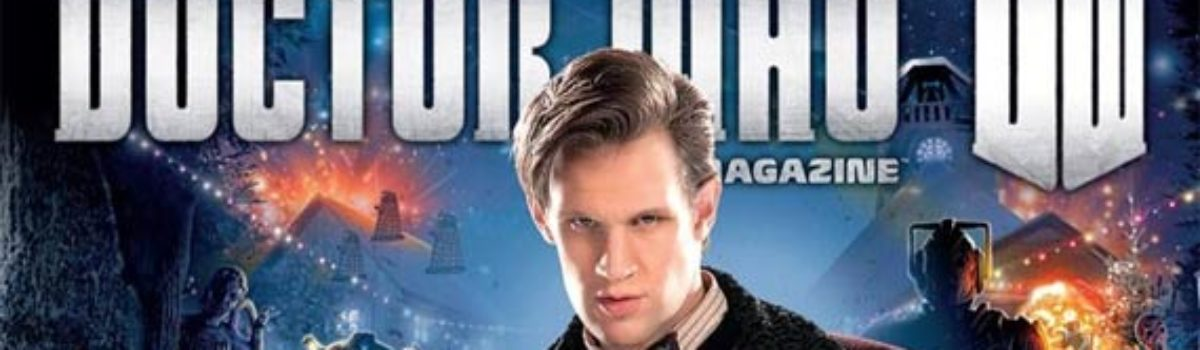 Doctor Who Magazine issue 468: Time's up