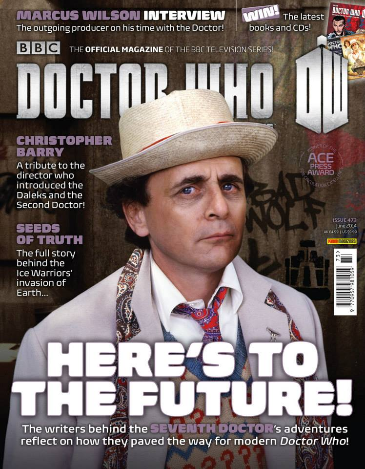 Doctor Who Magazine DWM Issue 473