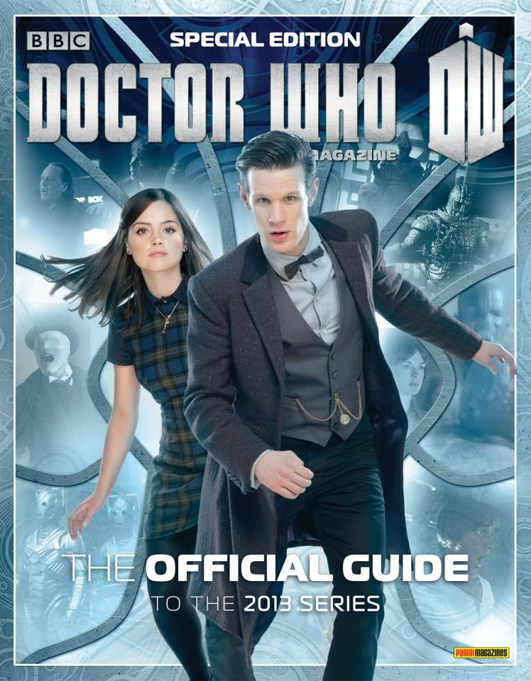 Doctor Who Magazine DWM The Official Guide to the 2013 Series