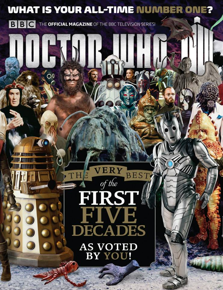 Doctor Who Magazine DWM Issue 474