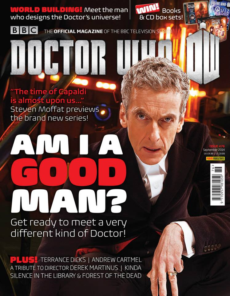 Doctor Who Magazine DWM Issue 476