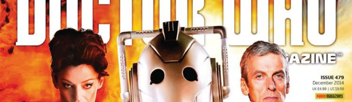 Doctor Who Magazine DWM Issue 479
