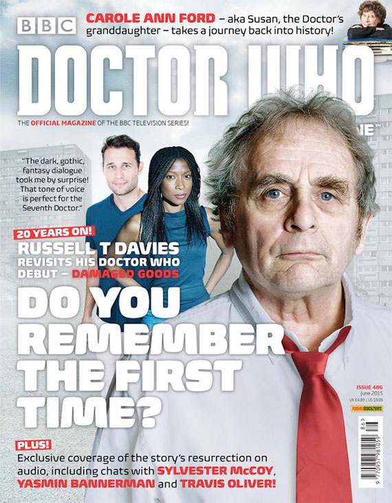 Doctor Who Magazine dwm 486