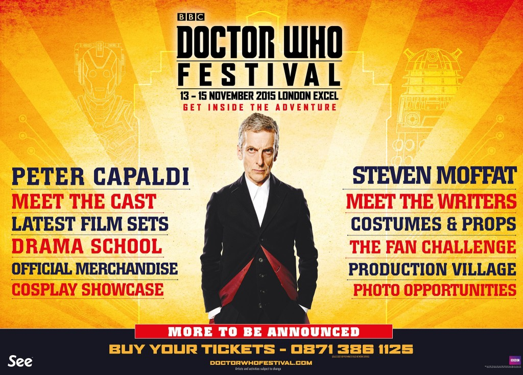 doctor who festival