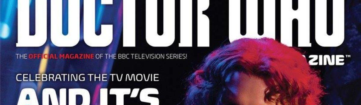 Doctor Who Magazine DWM Issue 497