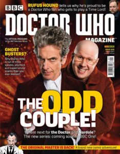 Doctor Who Magazine DWM issue 509