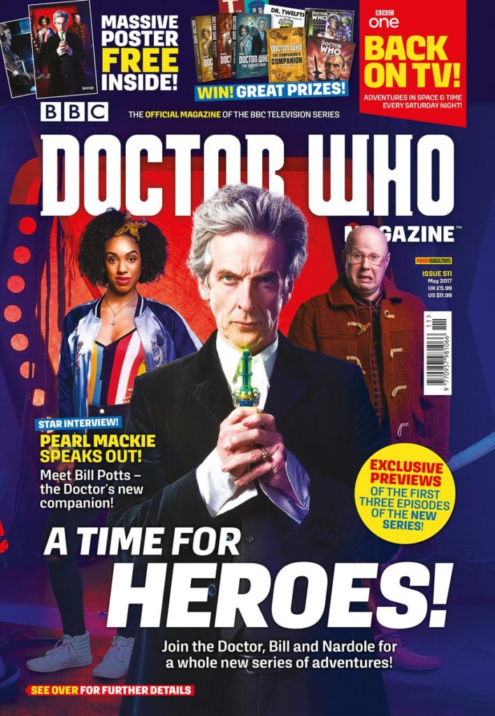 Doctor Who Magazine DWM issue 511