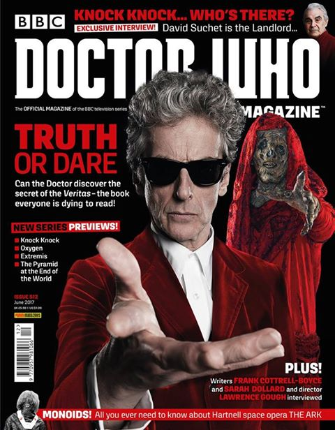Doctor Who Magazine DWM issue 512