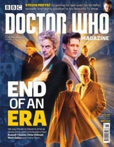 Doctor Who Magazine DWM Issue 515
