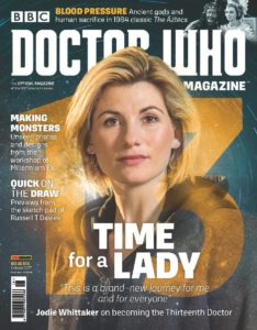 DWM Doctor Who Magazine issue 516