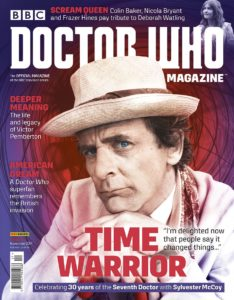 Doctor Who Magazine issue 517