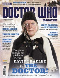 Doctor Who Magazine DWM issue 519