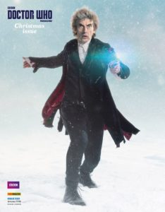 Doctor Who Magazine DWM issue 520 second image