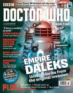 Doctor Who Magazine Issue 522